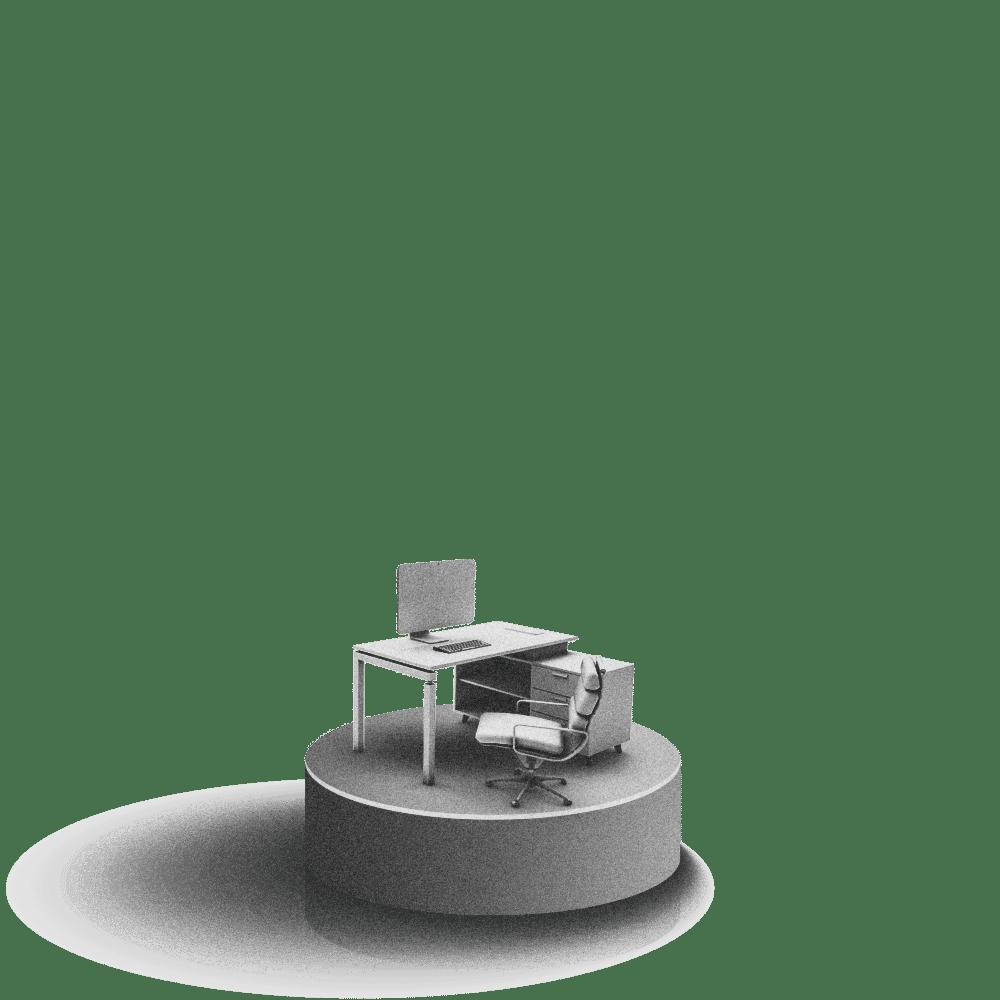 stepper-desk